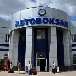 Автовокзалы Новосокольников