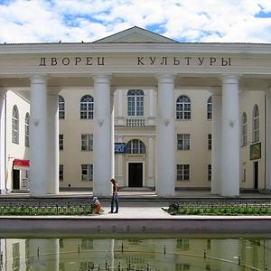 Дворцы и дома культуры Новосокольников