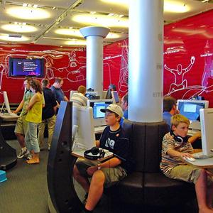 Интернет-кафе Новосокольников