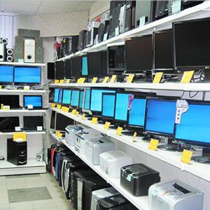 Компьютерные магазины Новосокольников