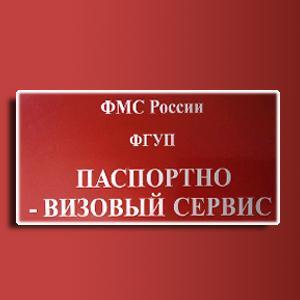 Паспортно-визовые службы Новосокольников