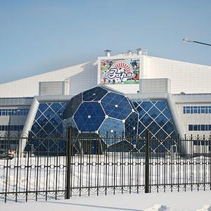 Спортивные комплексы Новосокольников