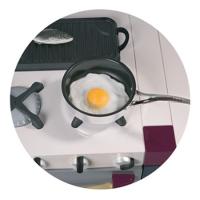 Медведь - иконка «кухня» в Новосокольниках